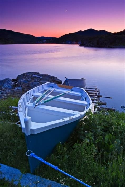 small fishing boats of newfoundland wooden fishing boat newfoundland photo information