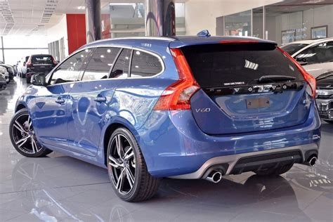 volvo r wagon for sale 2016 my17 volvo v60 t6 r design wagon for sale in sydney
