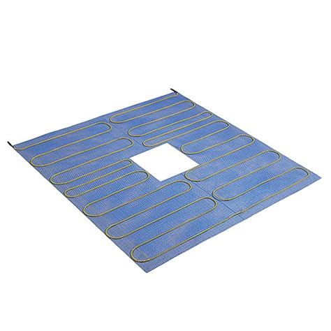 Electric Floor Mats by Thermonet Electric Mat Underfloor Heating Systems For