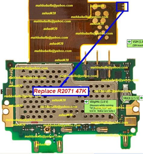 47k resistor in nokia c1 01 nokia c3 charging not supported solution gsmhosters
