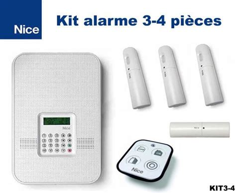 Alarme Maison Sans Fil 657 by Alarme Maison Sans Fil Kit Fr 201 Quence 3 4 Pi 200 Ces