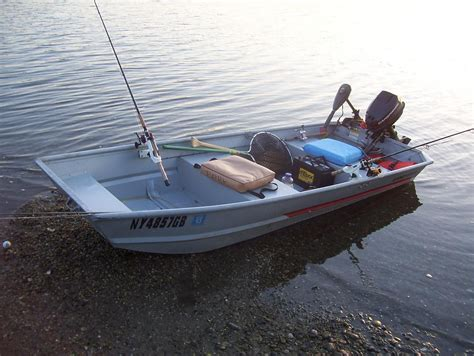 fishing boat setup ideas anchor for a small jon boat boating and boat fishing