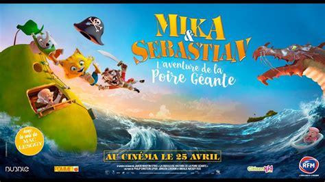 affiche du film mika sebastian l aventure de la poire quels films aller voir au cin 233 ma pendant les vacances de