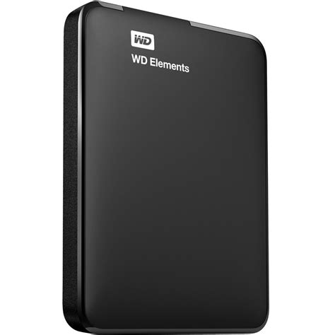 Wd My Passport 1tb Hd Hdd Hardisk Eksternal External 2 5 Usb3 0 wd elements portable drive usb 3 0 1tb black jakartanotebook