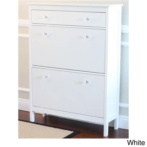 storage shoe cabinet shoe cabinet with storage drawer
