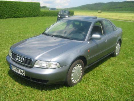 Audi A4 Inspektion by B Audi A4 1 6 Bj 96 134 000km T 220 V Bis 02 2012