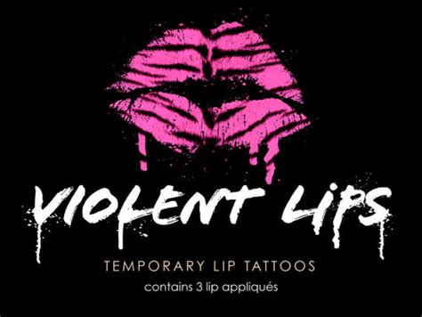 violent tattoo designs gadgetsviolent amazing lip designs