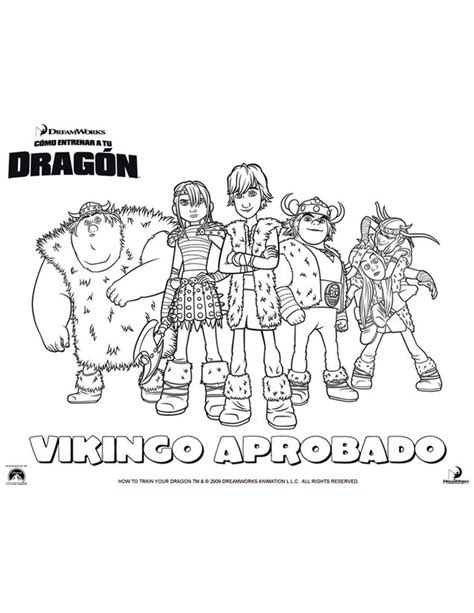 dibujos para colorear como entrenar a tu dragon furia como entrenar a tu dragon 2 para colorear imagui