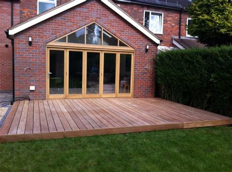 decking sheffield sheds