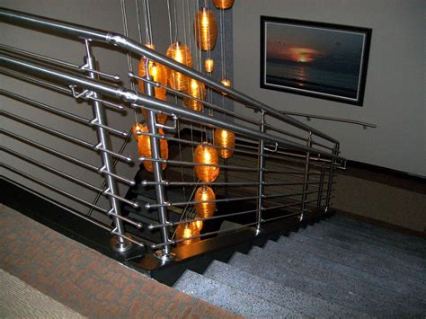 Steel Banister Rails by Commercial Division
