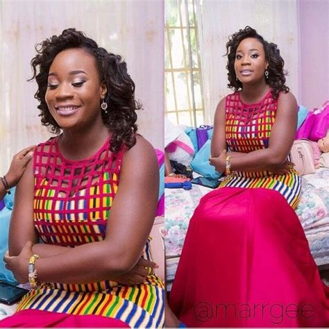 hairstyles for engagement in ghana latest edition of ankara kente styles hot slinky