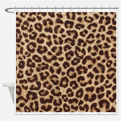 leopard curtains leopard shower curtains leopard fabric shower curtain liner
