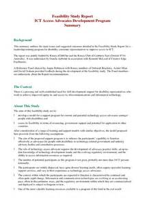 Feasibility Study Report Template best photos of feasibility report sample feasibility