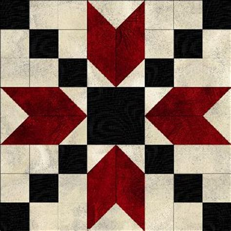 quilt pattern endless chain endless chain a quilting blocks pinterest