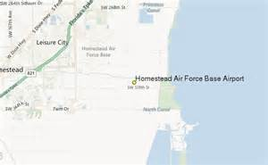homestead air base airport weather station record