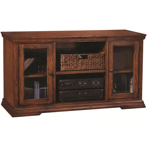 on1051 pec aspen home furniture 51in console pecan