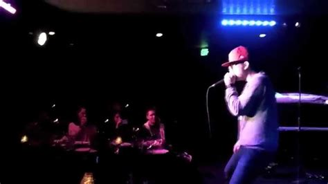 beatbox by krnfx terry im i want you back jackson 5 terry im krnfx at vitellos in studio city