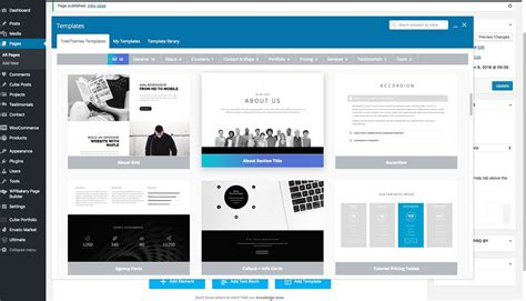 Web Com Templates Images Professional Report Template Word Page Builder Templates