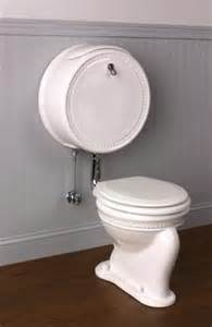 Antiqueplumber antique style pillbox toilet b grade free