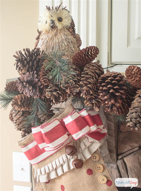 keeping cats from mantel decorations and trees vintage rustic mantel decorations atta says