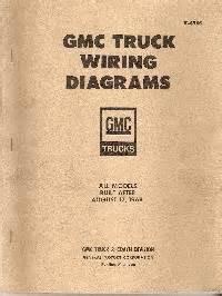 1969 Gmc Truck All Models Built After August 12 1968