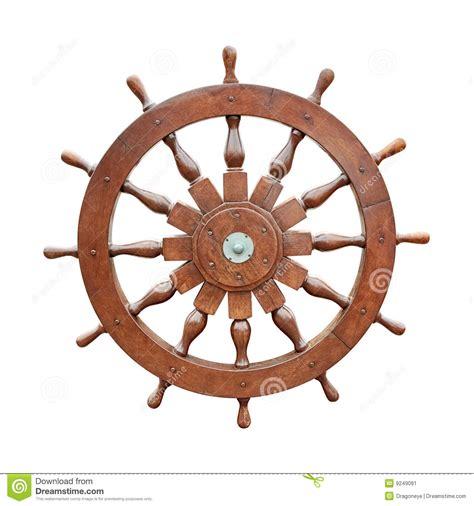 sailing boat steering wheel steering wheel of sailing boat cutout stock image image