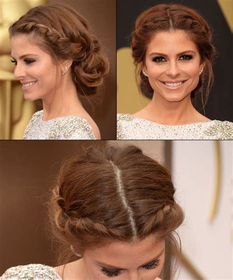 how to braid hair with middle part 1000 ideas about middle part hairstyles on pinterest