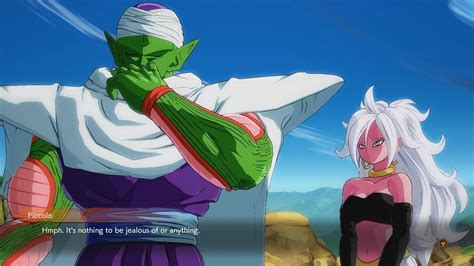 Will Android 21 Be In The Anime by Androide 21