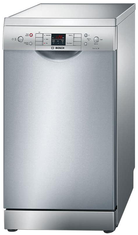 Very Slimline Dishwasher Bosch Sps60m08au Serie 6 Slimline Dishwasher Reviews