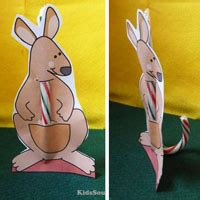 australia christmas craft in australia ideas for the classroom kidssoup