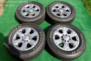 2015 dodge ram oem factory 20 quot wheels tires horn