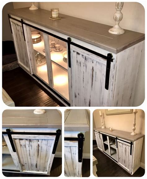 3 Door Sideboard 25 Best Ideas About Painted Buffet On Pinterest