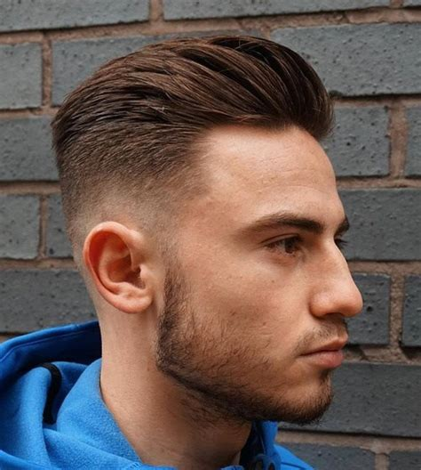 prohibition haircut back 40 ritzy shaved sides hairstyles and haircuts for men