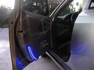 Accent Lighting Car Ijdmtoy Car 12 Quot Thin Led Strips For Your Car Interior