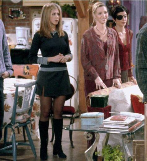 Friends Tv Show Wardrobe by Aniston S From Friends That Never Goes