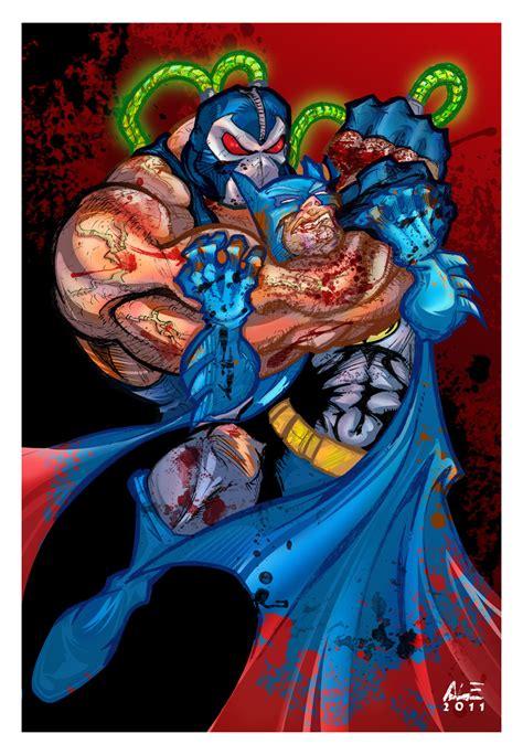 batman knightfall wallpaper batman knightfall color by aleroger on deviantart