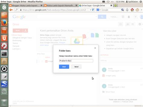 membuat google drive membuat account google drive rizka laela s r