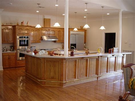 kitchen designs ideas for wood kitchen cabinets