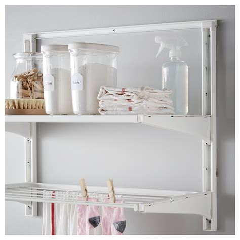 ikea walls algot wall upright white 56 cm ikea
