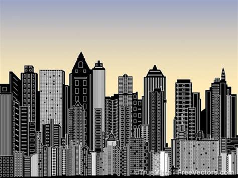 imagenes suicidas de edificios ciudad con muchos edificios descargar vectores gratis