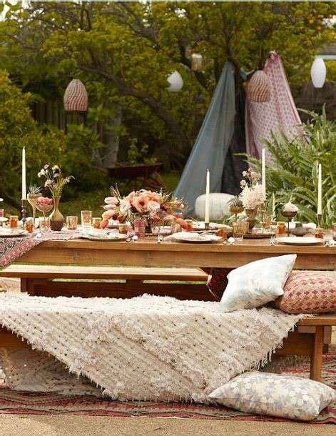 apparecchiare tavola in giardino apparecchiare la tavola in giardino foto design mag
