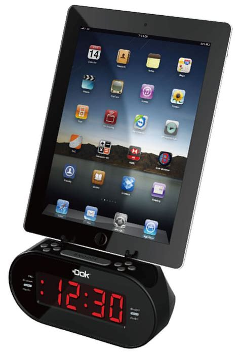alarm clock charger cr08 universal charger with alarm clock