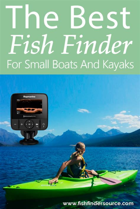 small boat fish finders 10 best fish finders for kayaks and small boats