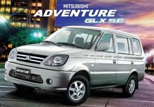 Adventure Mitsubishi 2014 Mitsubishi Adventure Glx 2 5l M T Review