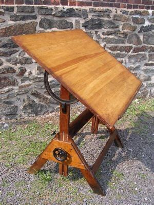 Antique Drafting Table Craigslist Adjustable Drafting Table Hardware Woodworking Projects Plans