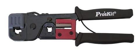 Tang Crimping Proskit crimping tools pro skit 808 376e lan tel toko sigma