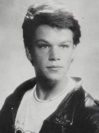 matt damon birthdate matt damon yearbook photo school pictures classmates