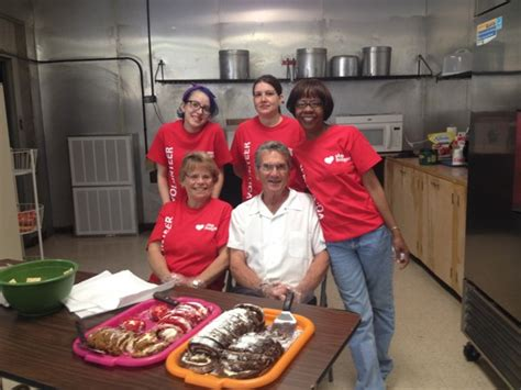 Kitchen Manager Hours Presbyterian College Sodexo Employees Volunteer At Open