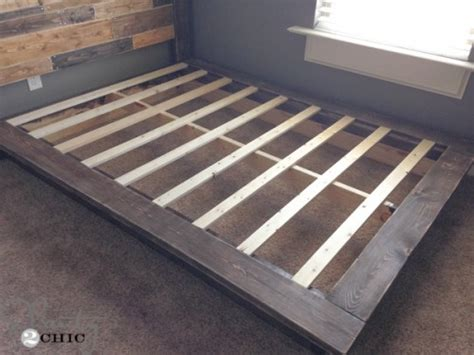 can you attach a headboard to a platform bed echopaul official blog easy diy platform bed