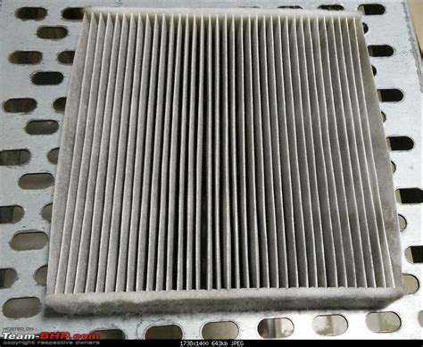 Clean Cabin Air Filter by Diy Cleaning The Air Con Blower Of The Maruti